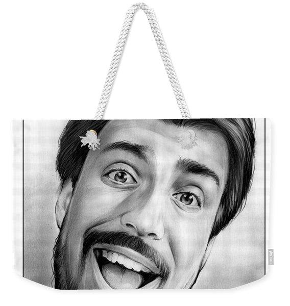 Adam Met Weekender Tote Bag