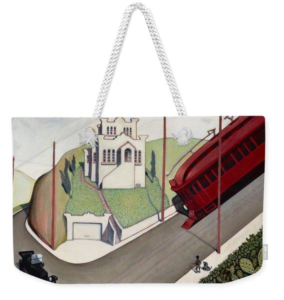 Adams Hill Weekender Tote Bag