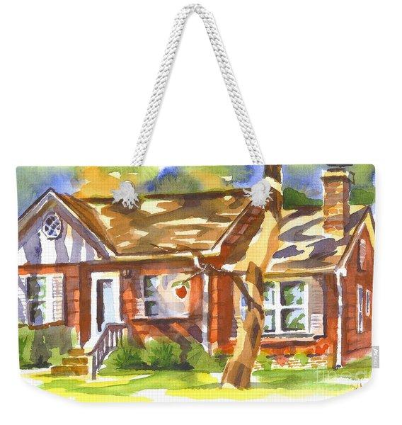 Adams Home Weekender Tote Bag