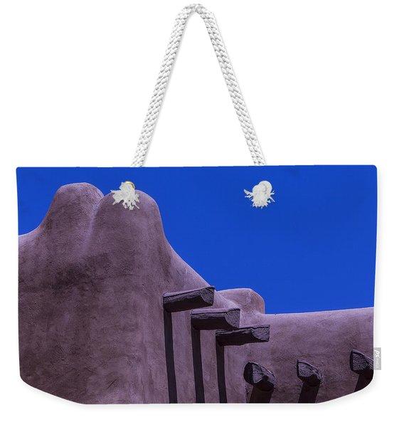 Adboe Building Detail Weekender Tote Bag