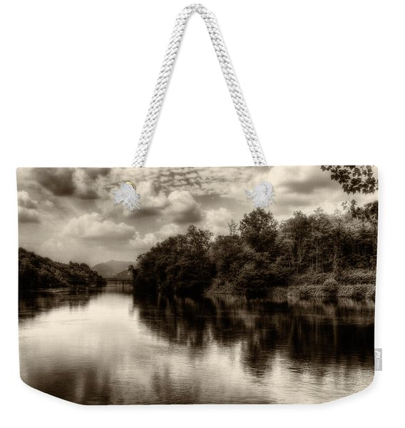 Adda River 2 Weekender Tote Bag