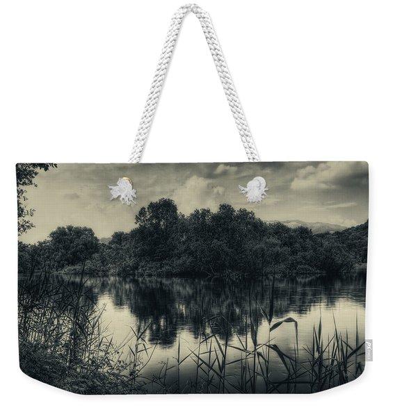 Adda River 3 Weekender Tote Bag