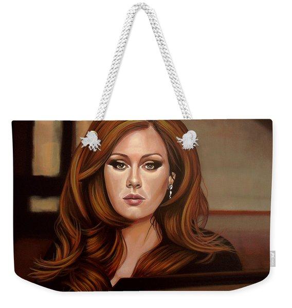 Adele Weekender Tote Bag
