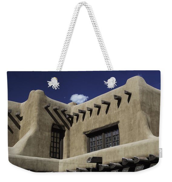 Adobe Architecture 01 Weekender Tote Bag
