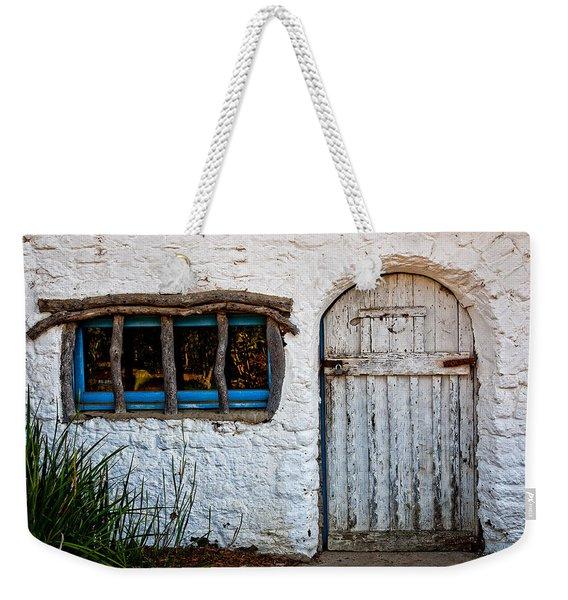 Adobe Door And Window Weekender Tote Bag