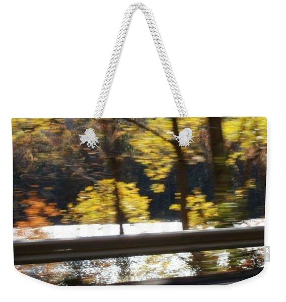 Advance Weekender Tote Bag