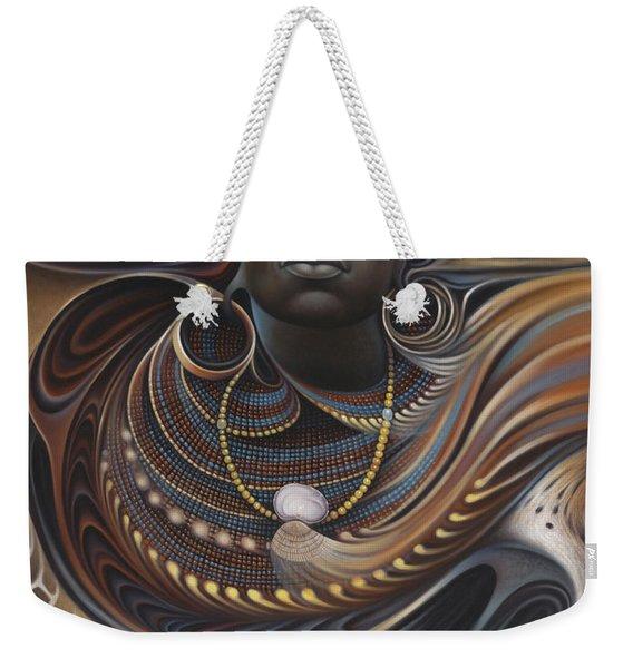African Spirits I Weekender Tote Bag