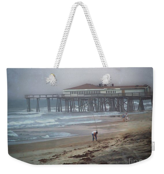 After The Hurricane Weekender Tote Bag