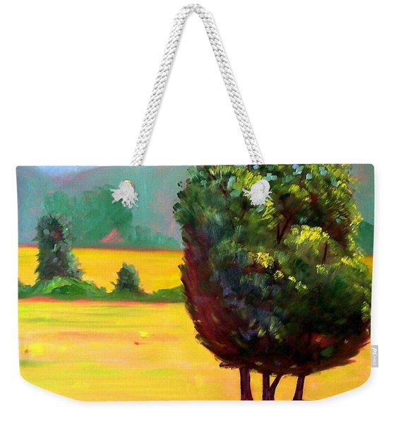 Afternoon Sun Weekender Tote Bag