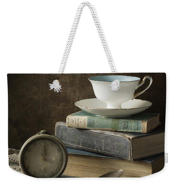 Afternoon Tea Weekender Tote Bag