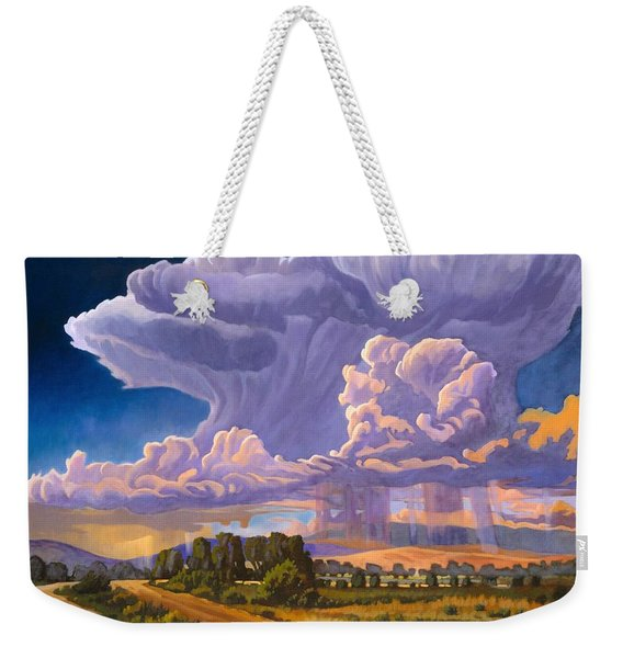 Afternoon Thunder Weekender Tote Bag