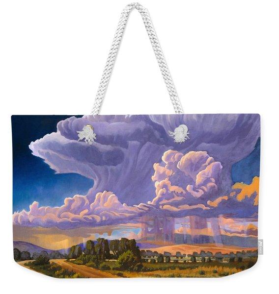 Afternoon Thunder Weekender Tote Bag
