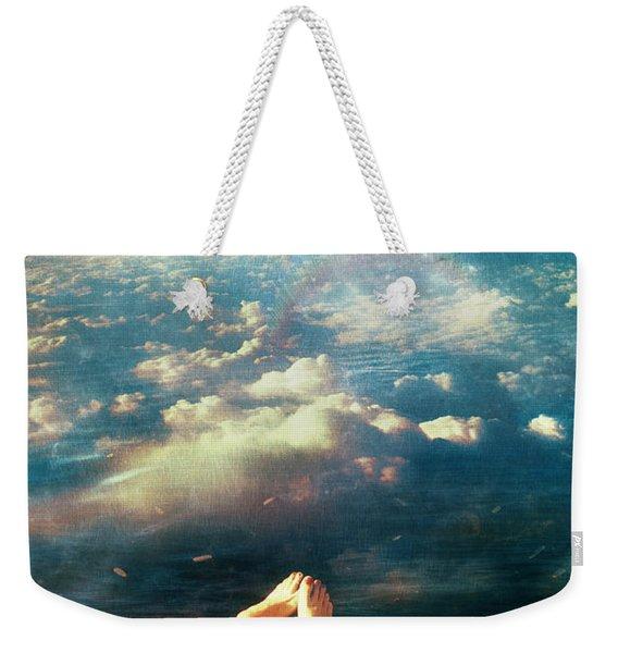 Again Weekender Tote Bag