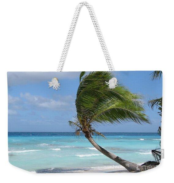 Against The Winds Weekender Tote Bag