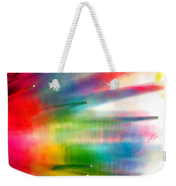 Age Of Aquarius Weekender Tote Bag