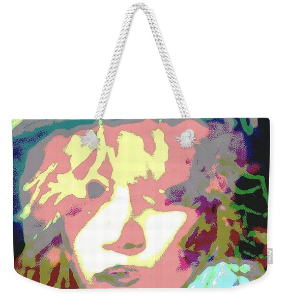 Age Of Aquarius Weekender Tote Bag