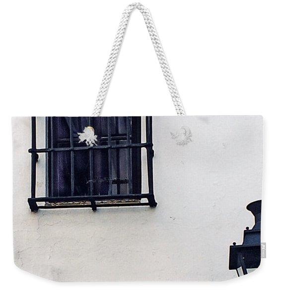 Agua Street Weekender Tote Bag