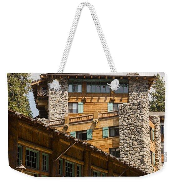 Ahwahnee  Weekender Tote Bag