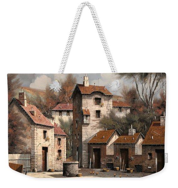 Aia Bianca Weekender Tote Bag