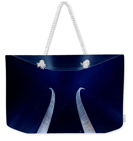 Aim High Weekender Tote Bag