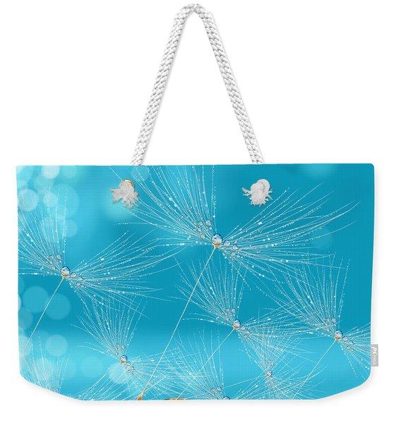Air Blow Weekender Tote Bag