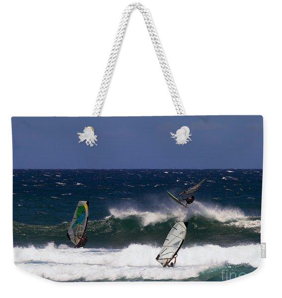 Air Time Weekender Tote Bag