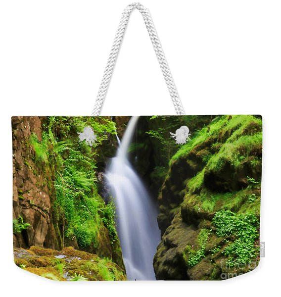 Aira Force In Lake District National Park Weekender Tote Bag