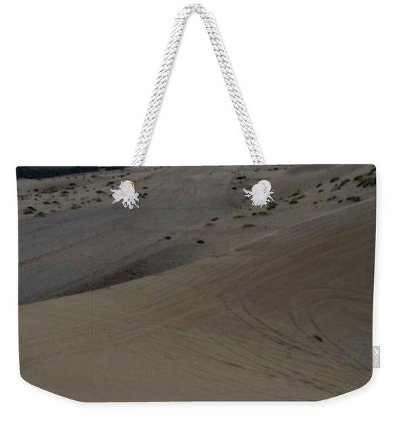 Al Ain Desert 8 Weekender Tote Bag