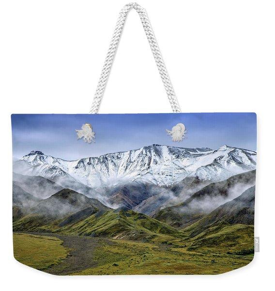 Alaskan Dream Weekender Tote Bag