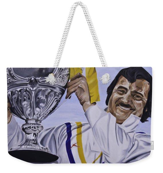 Alex Murphy Weekender Tote Bag