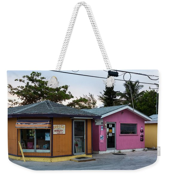 Alice Town Shops Weekender Tote Bag