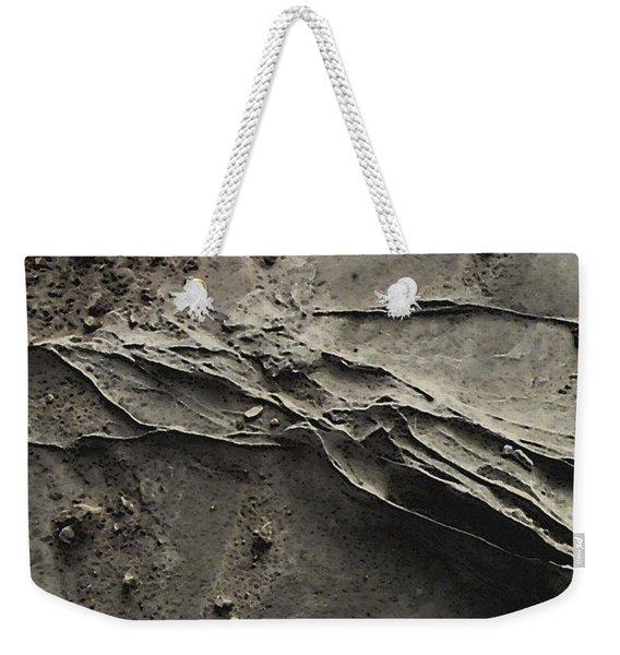 Alien Lines Weekender Tote Bag