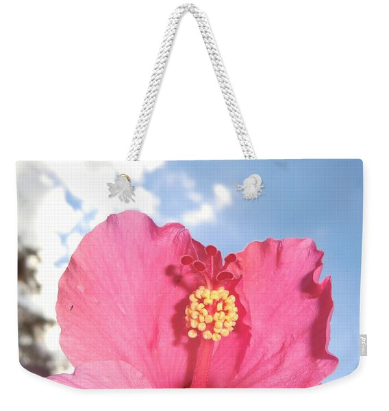 Blissful 33 Weekender Tote Bag