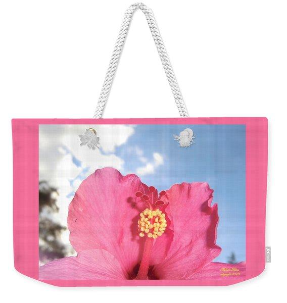 Blissful 33 Weekender Tote Bag