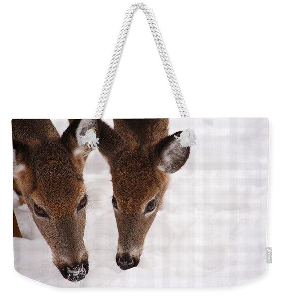 All Eyes On Me Weekender Tote Bag