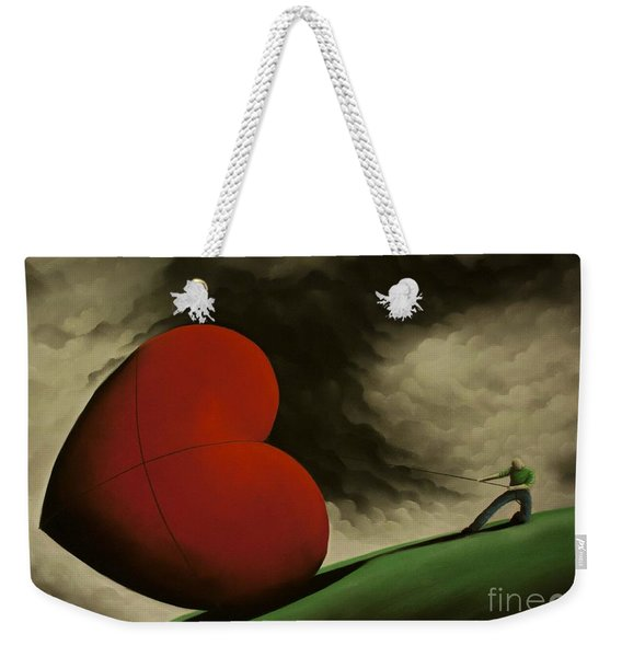 All For You Weekender Tote Bag