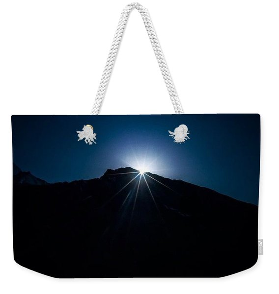 All It Takes Is A Spark! Weekender Tote Bag