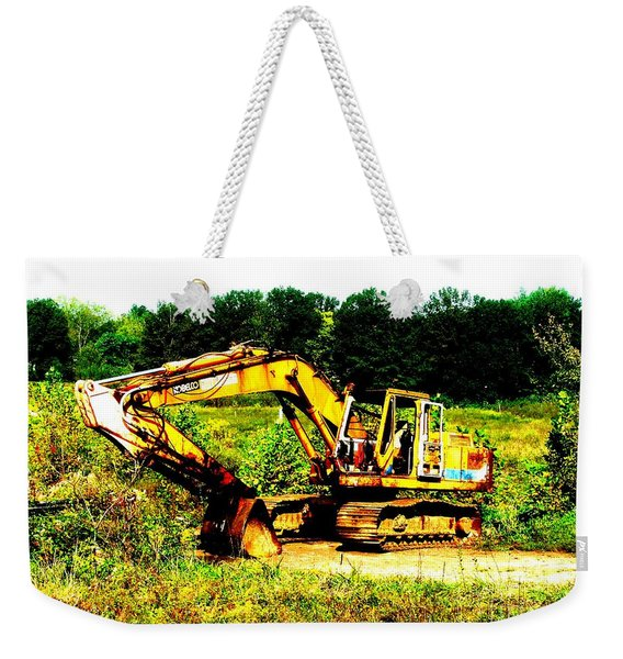 All Ready For Duty IIi Weekender Tote Bag