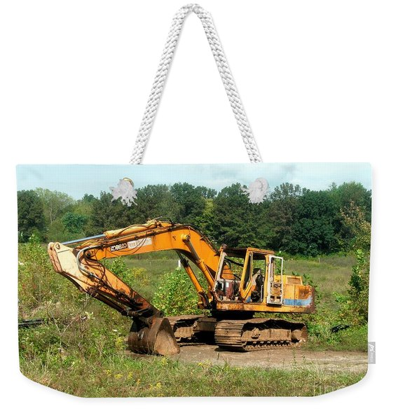 All Ready For Duty Weekender Tote Bag