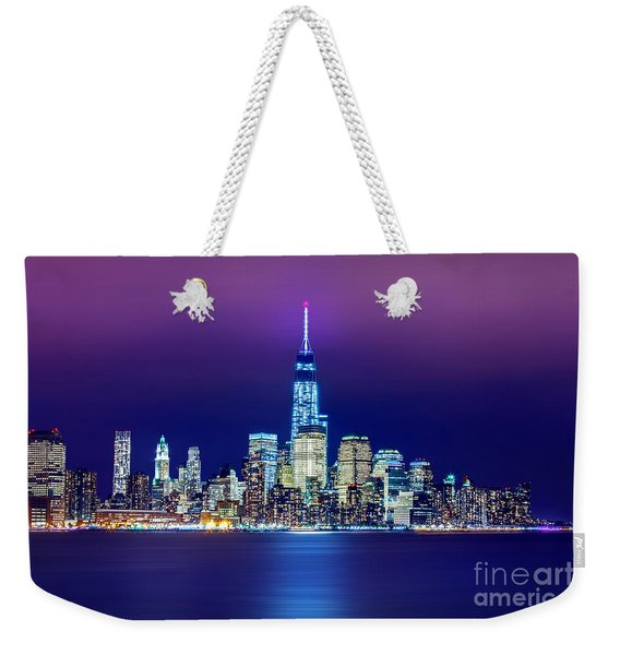 All That Glitters Weekender Tote Bag