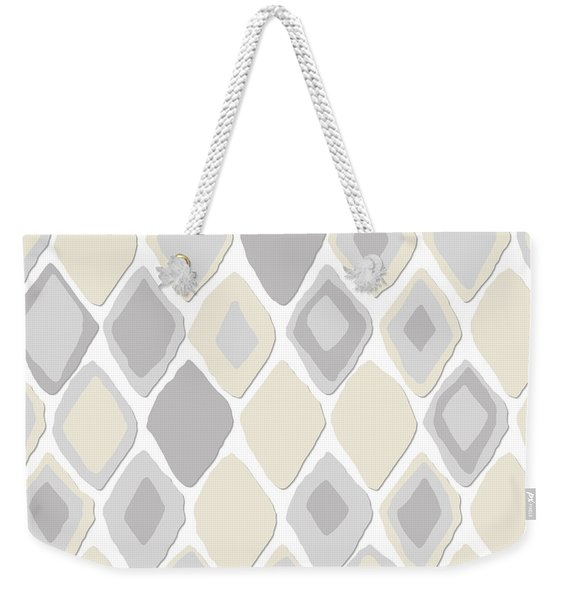 Almas Diamond Pure Weekender Tote Bag