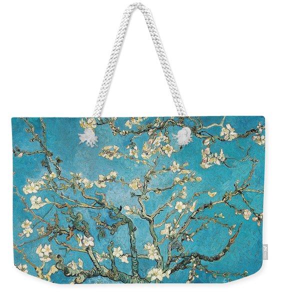 Almond Branches In Bloom Weekender Tote Bag