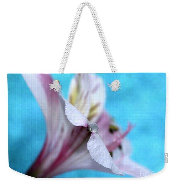 Amaryllis Jewel Weekender Tote Bag
