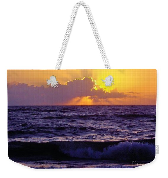 Amazing - Florida - Sunrise Weekender Tote Bag