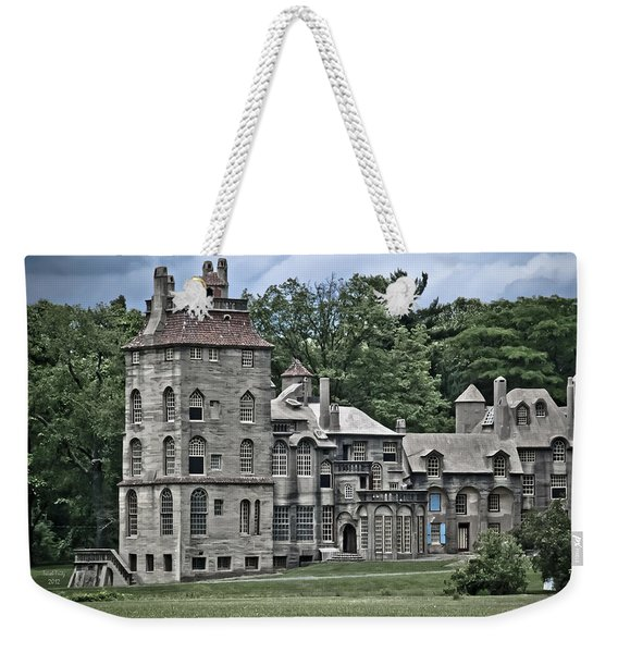 Amazing Fonthill Castle Weekender Tote Bag