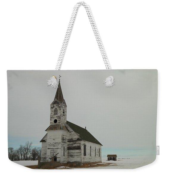 Amazing Grace In North Dakota Weekender Tote Bag