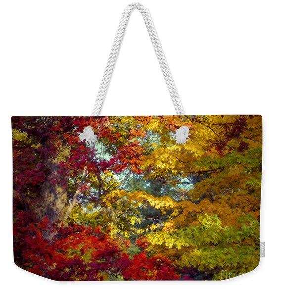 Amber Glade Weekender Tote Bag