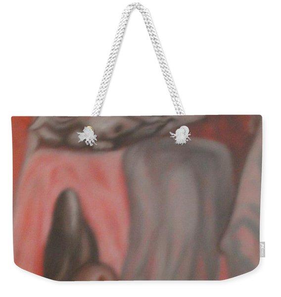 Ambiguous Weekender Tote Bag