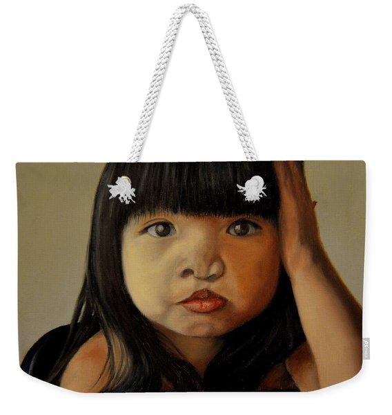 Amelie-an 5 Weekender Tote Bag