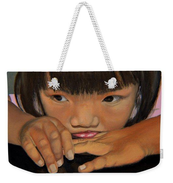 Amelie-an Weekender Tote Bag